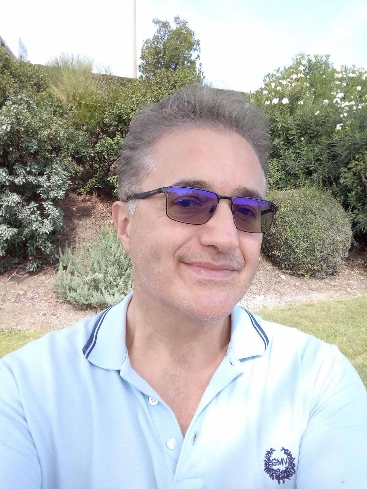 Judge Alfonso Grazuano from Rome