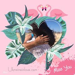 UkraineInLove I miss you